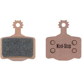 Kool Stop Disc Bremsebelægninger Magura MT2/MT4/MT6/MT8 sintered guld